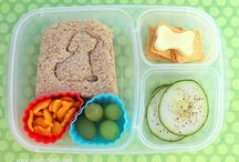 Lancheira / Ideias de lanches para serem levados para a escola. Por uma lancheira mais saudável e natural!