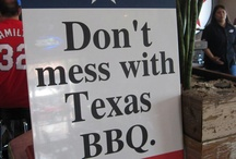 Texas / Texas: Big things, BBQ, and longhorns. What's not to love?