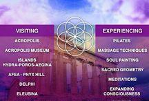 Sacred Journeys / Soul Awakening Through Conscious Traveling