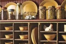 Yellowware / by Farmhouse Threads