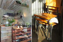 Cafés in Berlin / Meine Lieblings-Cafés in Berlin. Denn: Kaffee geht immer!