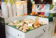 Expoharinalia 2014 / Feria profesional de panadería, gofio, pastelería, catering y horeca, celebrada los días 22 y 23 de Octubre en el C.C. tres de Mayo (Santa Cruz de Tenerife)
