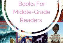 Books - Middle Grade