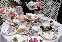 High Tea / My Birthday Treat