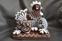 Velikonoce-kuře,slepice