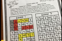 Fourth Grade Math and Science