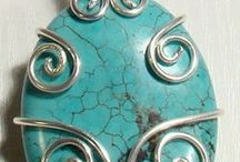 Jewellery wire wrapping