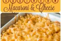 Macaroni and Cheese Recipes / All of the best macaroni and cheese recipes. From traditional mac & cheese to variation recipes for mac and cheese, this board has it all.