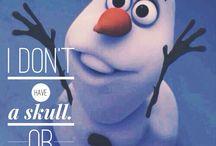 Olaf!! :)