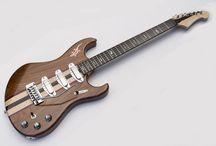 pedersenguitars.com / Custom made electric guitars