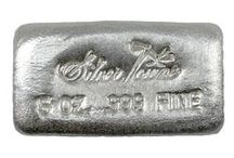 SilverTowne Hand-Poured Silver Bars