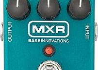 Pedal de efeitos bass