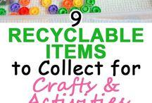 trash art junk model