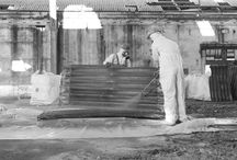 Asbestos / Does your property need to be surveyed for asbestos? Or do you need asbestos to be removed from your property?  https://www.rokergroup.co.uk/asbestos-services/