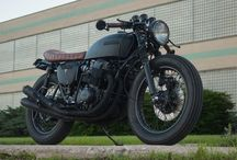 Cafe Racers / Mine is faster than yours