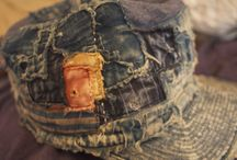 boro...rags...tatters from the heart / intentional fabric repairs and stitching to the point of heirloom like beauty...