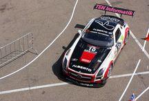 12h-Zandvoort 2015 / 1st place Hofor Racing / Mercedes Benz SLS AMG GT3