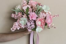 I love pink flowers