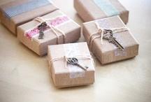 Packaging Ideas / by Stephanie Padilla