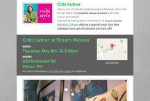 Cobi Ladner at Dream Weaver