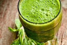 Drink green / If it's the color of vegetation, it HAS to be good for you.  Here's to a long, prosperous life...