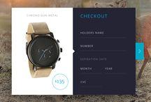 Checkout layouts