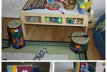 Early Grammar Music and Art / by Michelle Phares
