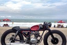 Motobikes / Cafe racers