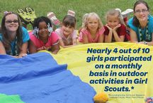 Healthy Girl, Healthy World / No matter your age, we believe in living a healthy, balanced life! Follow this board for tips and information on just that.  / by Girl Scouts of Western New York