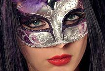 masks / Mardi Gras inspired & timeless... / by Christine Manning