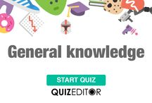 General / Test of general knowledge