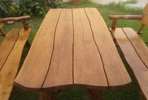 Meble drewniane / Prezentujemy meble drewniane wykonane w stylu rustykalnym, który propaguje zwrot w stronę prostoty i natury, przytulność i szlachetną swojskość