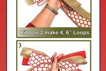 Make a bow