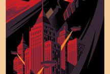 Batman / El arte del Caballero de la Noche.