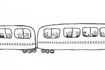 Paula & Waffle Doodles / Doodles