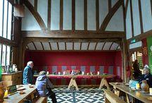(medieval)  hall