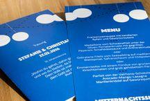 Hochzeitssets Christine Buthut / Liebevolle Designs für eure Hochzeit aus meiner Feder.