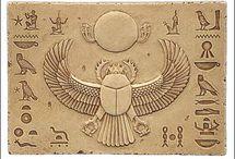 Egyptian Arts / by Dichroic GlassMan