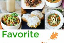 Fall Recipes / Celebrate all things autumn with this board dedicated to vegan fall recipes. From breakfast to dessert and everything in between, I'm sure you'll find something worth trying!