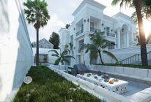 rumah putih