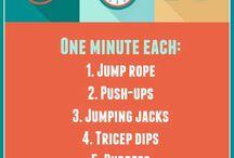 10 m workout