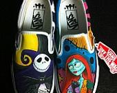 Monster Mac Designs Custom Vans Shoes / Hand painted Monster Mac Designed Shoes (Vans) They are AMAZING!  Custom made to represent whatever your little heart desires.