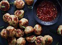 Meatballs & Burgers / by Jean Pyun Huston