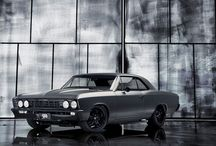 Chevelle Hard Tops