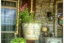 vintage home & garden ideas