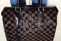 Arm Candy (Purses, wallets & clutches) / A Love for handbags