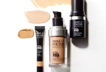 New in... MAKEUPFOREVER HD Foundation / #UltraHDGeneration