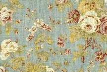 Fabrics for my home