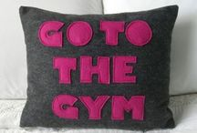 work out / by Irene Loesche