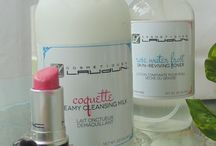 Pure, Simple, Natural / No gimmick, just nature / by Cosmetiques LaudunTM